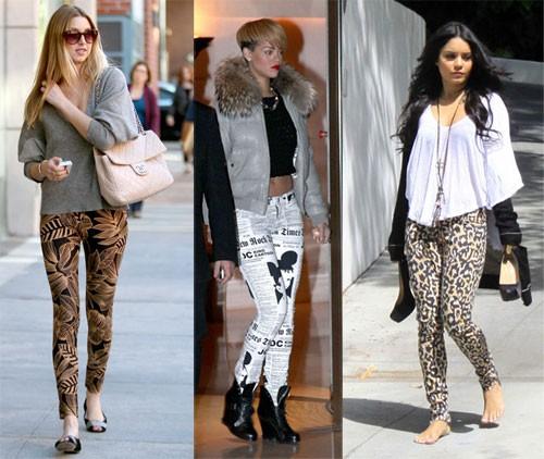 Pantaloni Only Pantaloni Fashion I Only Fashion Stampati Stampati I 5Pwaaq