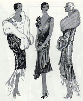 I ruggenti anni 20 la moda delle flapper girls only for Storia della moda anni 50